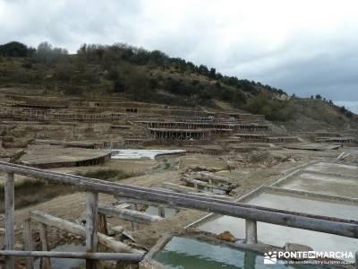 Salto del Nervión - Salinas de Añana - Parque Natural de Valderejo;viajes naturaleza rutas por mad